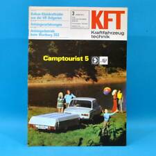 DDR Kft autoveicoli Technology 3/1973 Camp turista Honda Civic Ford Consul SEAT 20
