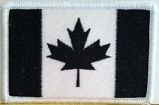 CANADA Flag Patch with VELCRO® brand fastener Military Tactical Emblem #4