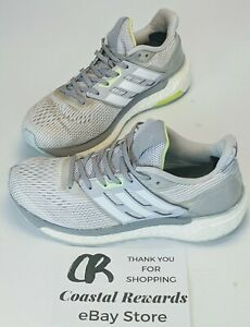 Adidas Supernova BOOST Continental BA9937 Women's Running Shoes Gray Size 8