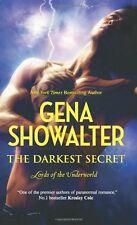 The Darkest Secret (Lords of the Underworld),Gena Showalter