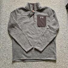 Under Armour Coldgear UA Specialist 2.0 Sweater Fleece Jacket Size Large - $80