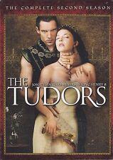 Tudors - The Complete Second Season (DVD, 2009, 4-Disc Set, Widescreen)