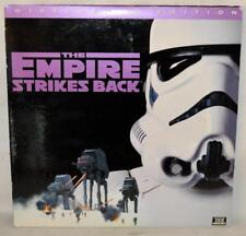 Star Wars The Empire Strikes Back (Laserdisc, 1995) Widescreen Edition THX