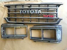 Toyota Land Cruiser 60/62 Non-US Spec Turbo Diesel Grill Headlight Buckets More