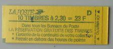 France Carnet 2414-C2 dallay 474a neuf luxe ** carnet fermé texte bleu vert