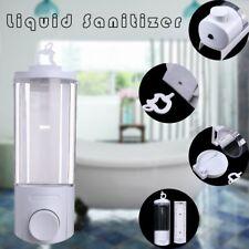 Bathroom Kitchen Supply Wall Mounted Soap Dispenser Shower Shampoo Liquid Useful