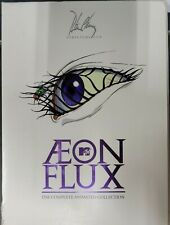 Aeon Flux The Complete Animated Collection 3 Dvd Set Complete Series Like New