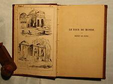 Leon guèrin-le tour du monde-Henry le Fifre-en algèrie (Afrique) - Bruxelles 1844