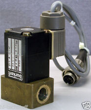 Burkert Solenoid Valve 211-A-1/4