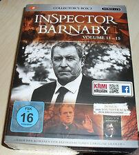 Inspector Barnaby - Collector`s Box 3 (2013) / 20 DVDs + CD Neuwertig