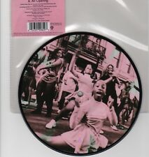 "Red Hot Chili Peppers-HUMP DE BUMP-RARE UK 7"" PICTURE DISC"