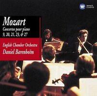 Daniel Barenboim - Mozart - Concertos No.9, 20, 21, 23 & 27 (NEW 2CD)