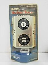 Mad Dog Multimedia DiskMod Hard Disk Drive Dual Fan Cooler (bin12)