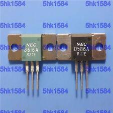 1 par TRANSISTOR NEC MT-100 2SB616A/2SD586A B616A/D586A