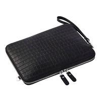 Fashon Mens Genuine Leather Handbag Business Clutch Shoulder Messenger Bag