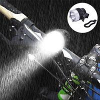 Retro Fahrrad 3 LED Vorder Licht Scheinwerfer Vintage Taschenlampe Lampe DE
