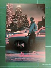 Rory Kurtz Drive Showcard Poster Art Mini Print Mondo Ryan Gosling SDCC