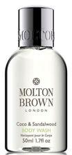 Molton Brown Coco & Sandalwood Body Wash 50ml