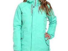 686 Splendor Snowboard Jacket (M) Seafoam