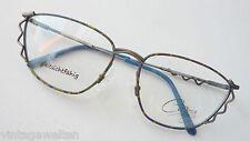 Caprice Butterfly Brillenfassung Wellenverzierung occhiali Antiklook Damen sizeM