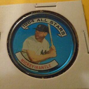 Mickey Mantle 1964 Topps Baseball coin #131 New York Yankees