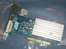 PNY NVIDIA GeForce 6200 512MB AGP Grafikkarte G606200A8E49TPB AGP8x DVI VGA TVo