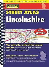 Philip's Street Atlas Lincolnshire by Octopus Publishing Group (Spiral bound, 2015)