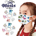 12Pack KidS Face Mask Kids Toddler Reusable Washable Cover Breathable Protection
