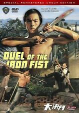 Duel of the Iron Fist (Shaw Bros) Special Remastered Uncut Edition