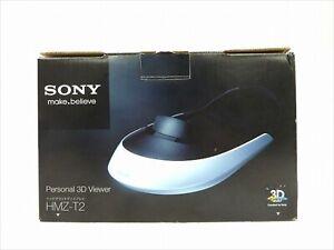 """NEU Sony 3D kompatibel Head-Mounted Display """"Personal 3D Viewer"""" HMZ-T2 F/S"""