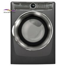 8.0 cu. ft. Gas Dryer with Steam, Predictive Dry in Titanium. 35% Off