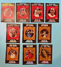 1995-96 Upper Deck Michael Jordan Predictor Set  #R1-R10