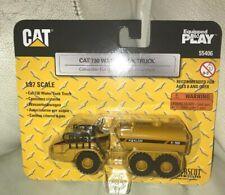 CAT Caterpillar 730 Water Tank Truck 1:87 NORSCOT 2005 NIB # 55406