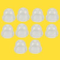 For 10pcs Homelite Echo Stihl Ryobi Poulan Zama Primer Gas Fuel Bulb Pump Bulbs