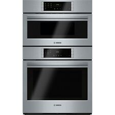 """Bosch 800 Series 30"""" Combination Oven - FREE SHIPPING! - HBL8752UC"""