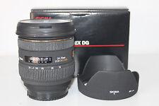 Sigma 24-70mm f2.8 if ex DG HSM para Sony a-mount con 1 año garantizar