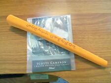 Scotty Cameron Orange Pistolero Putter Grip