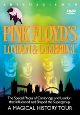 Pink Floyd's London & Cambridge 0881482316892 With Documentary DVD Region 1