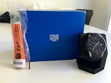 TAG Heuer Silicone/Rubber Band Wristwatches