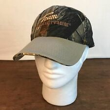 Men's Cam Camouflage Team Realtree Strapback Baseball Cap Hat (CH8)