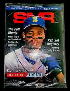 Sports Market Report (SMR) PSA Guide June 2021 Ken Griffey Jr– Sealed!