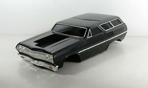Muscle Machines 1965 Chevrolet Chevelle Wagon Body And Frame Parts Only 1:18