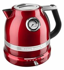 KitchenAid Pro Line Electric Water Boiler/Tea Kettle | Candy Apple Red
