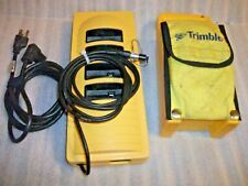 Trimble Cowbell Battery Charger Gps Leica Topcon Sokkia R8 R7 5800 5700 Ag Ms995