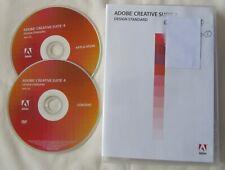 Adobe CS4 Design Standard MAC OS Full Retail Version Photoshop Creative Suite 4