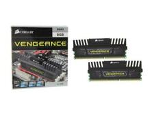 CORSAIR Vengeance 8GB (2 x 4GB) 240-Pin DDR3 SDRAM Ram Sticks