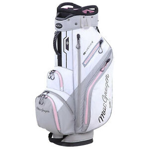 2021 MacGregor Ladies 15-Series Water Resistant Cart Golf Bag Lightweight NEW