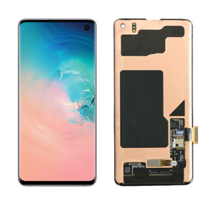 Original Samsung Galaxy S10 Amoled Lcd Screen Touch Digitizer Replacement OEM