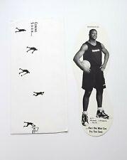 "Reebok SHAQ ATTACK Promotional 20"" Foot Print w/ Envelope"