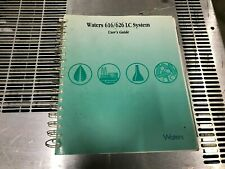 Waters 616626 Lc System Users Guide Hplc Manual